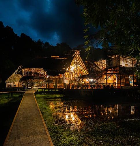 Eco lodges ecuador amazon rainforest tours